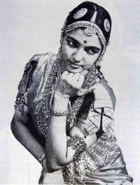 Rukmini Devi Arundale Bharatanatyam